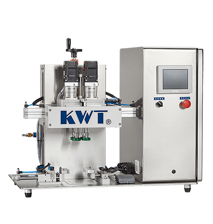 Semi-Auto Side-Wrap Capper - KWT-130ST