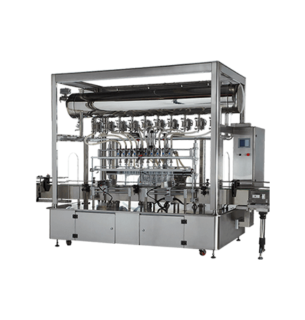 Flow Meter Filling Machine - FL-serials